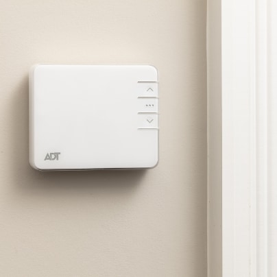 Decatur smart thermostat adt